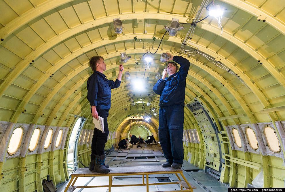 Среднемагистральный пассажирский самолёт Ту-214