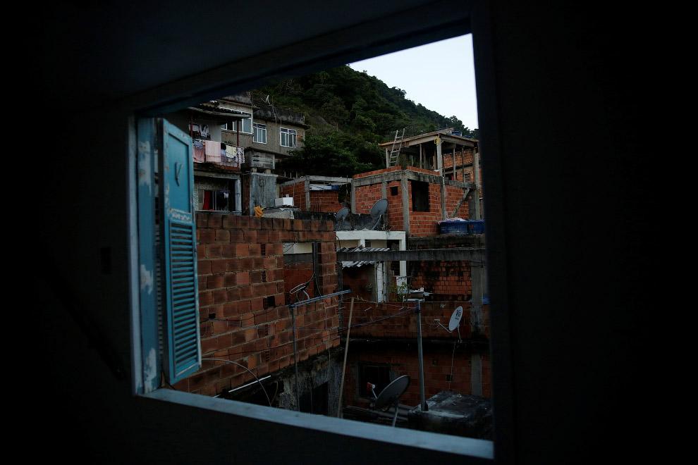 Из многих хостелов виды из окна не сильно впечатляют