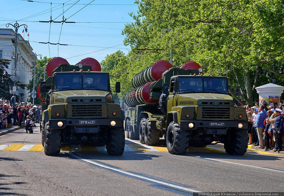 Зенитно-ракетные комплексы «С-300»