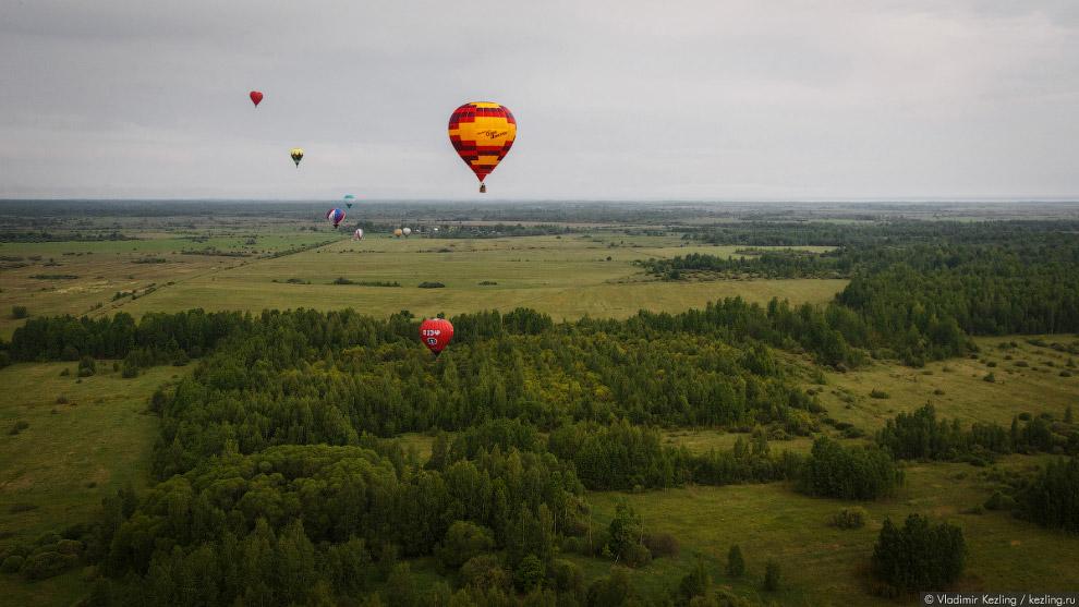 Фестиваль воздухоплавателей в Старой Руссе 2016Фестиваль воздухоплавателей в Старой Руссе 2016