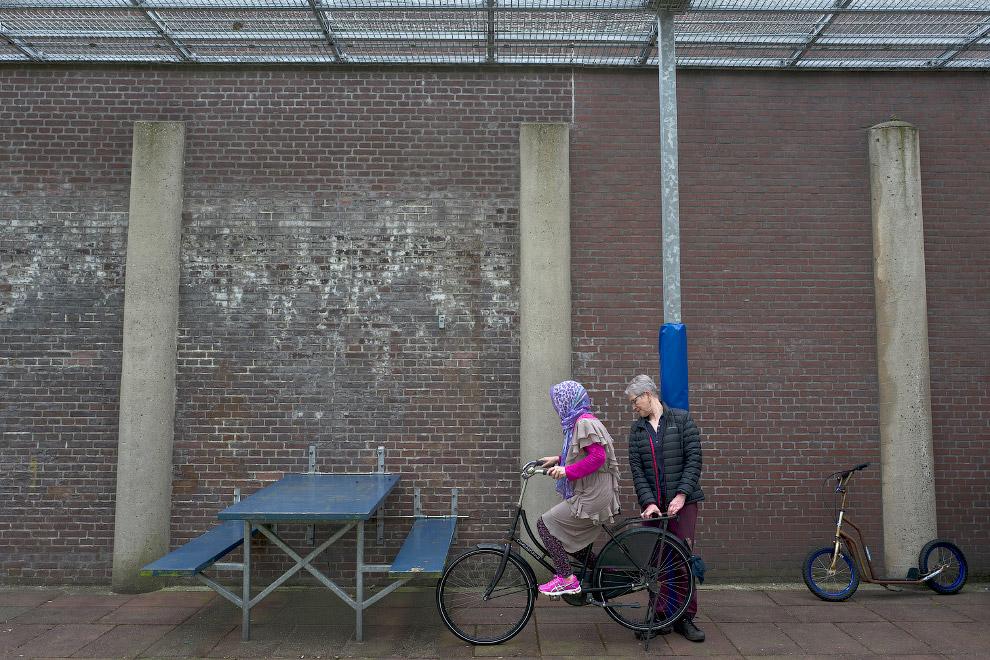 Тюрьма в Гарлеме, Нидерланды, Нидерланды