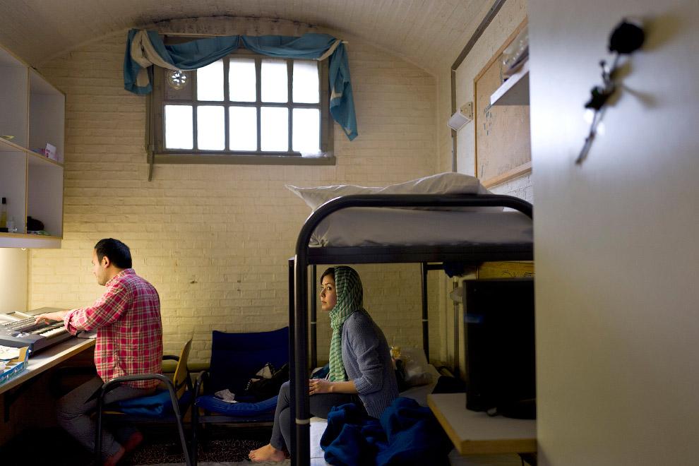Музыкальная семья афганских беженцев