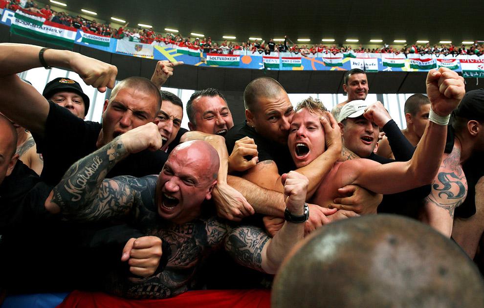 Венгрия победила Австрию
