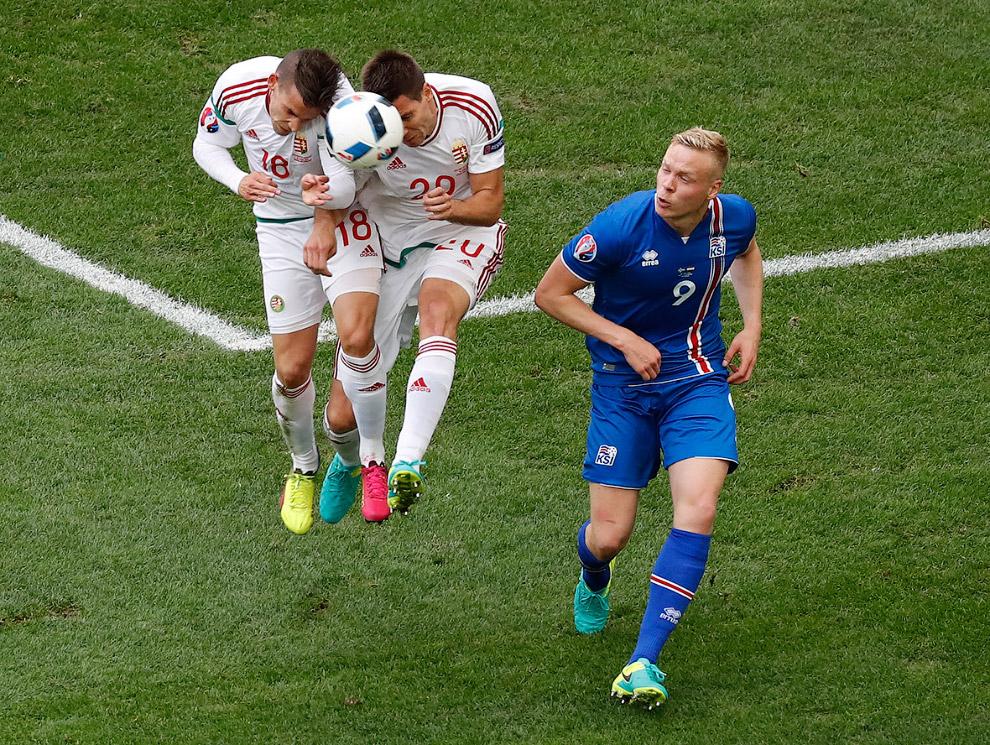 Почти близнецы. Матч Венгрия-Исландия