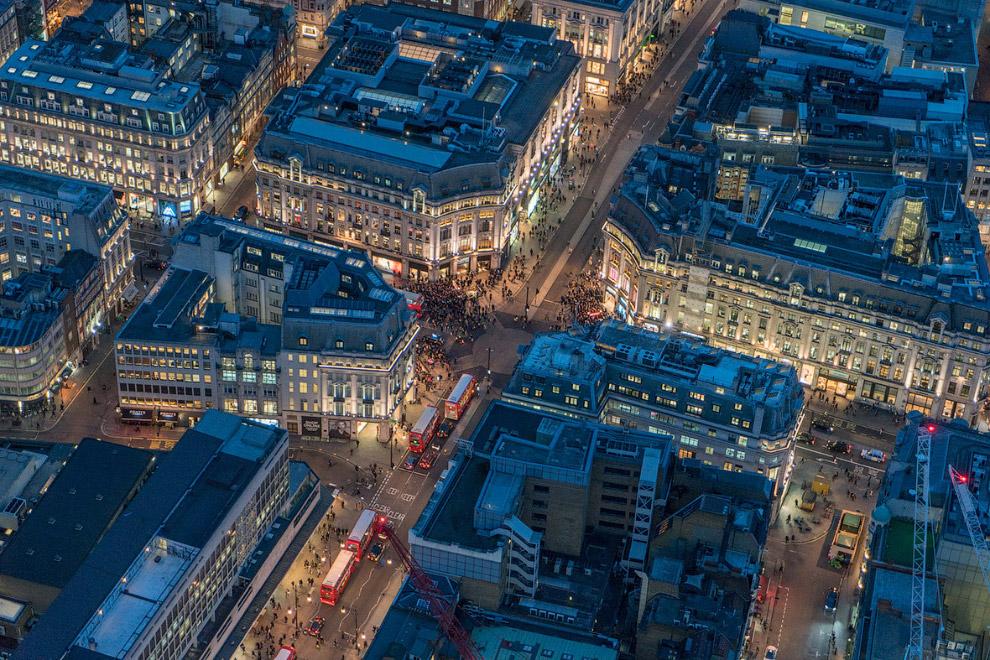 Площадь Оксфорд-серкус