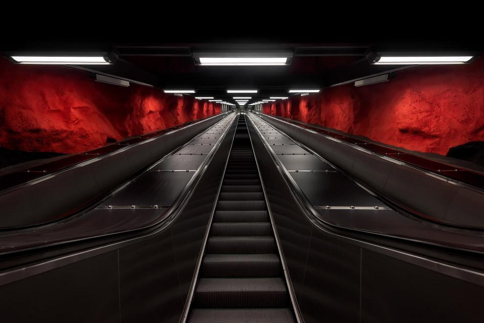 Станция Solna