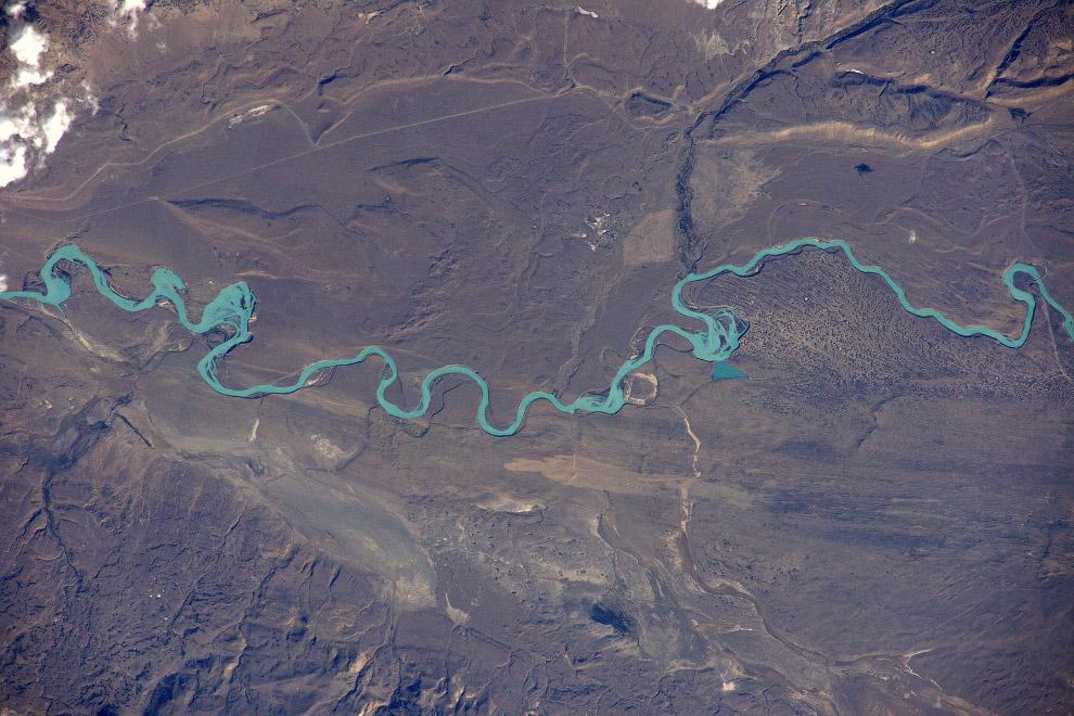 «Ледниковая река», Аргентина