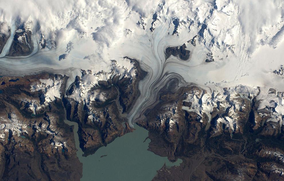Ледовые поля Южной Патагонии