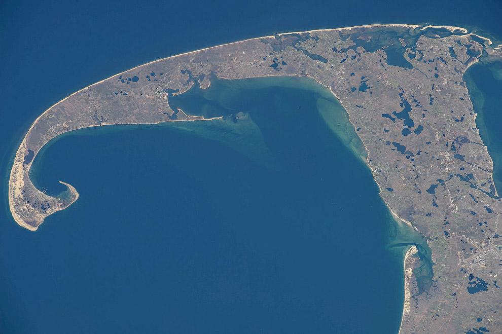 Полуостров Кейп-Код на северо-востоке США, Массачусетс