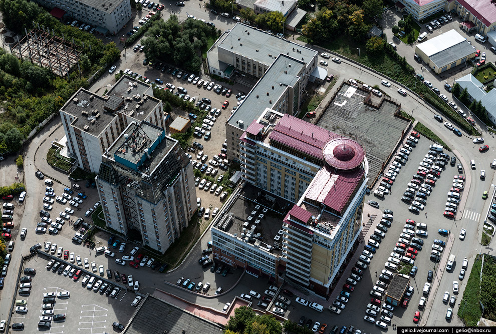 Больничный переулок.