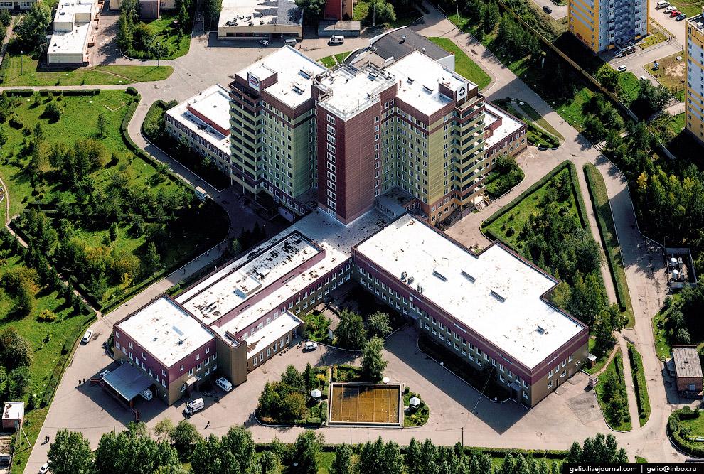 Городская клиническая больница скорой медицинской помощи №1.