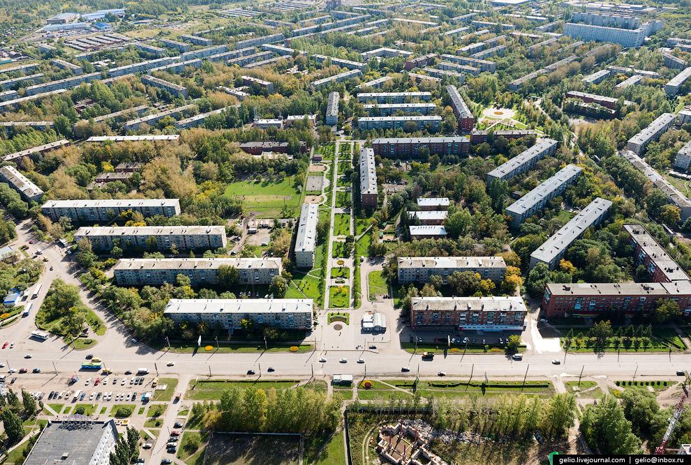 Сквер на ул. Пономаренко.