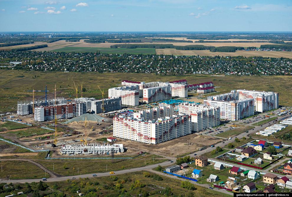 Микрорайон Амурский-2.