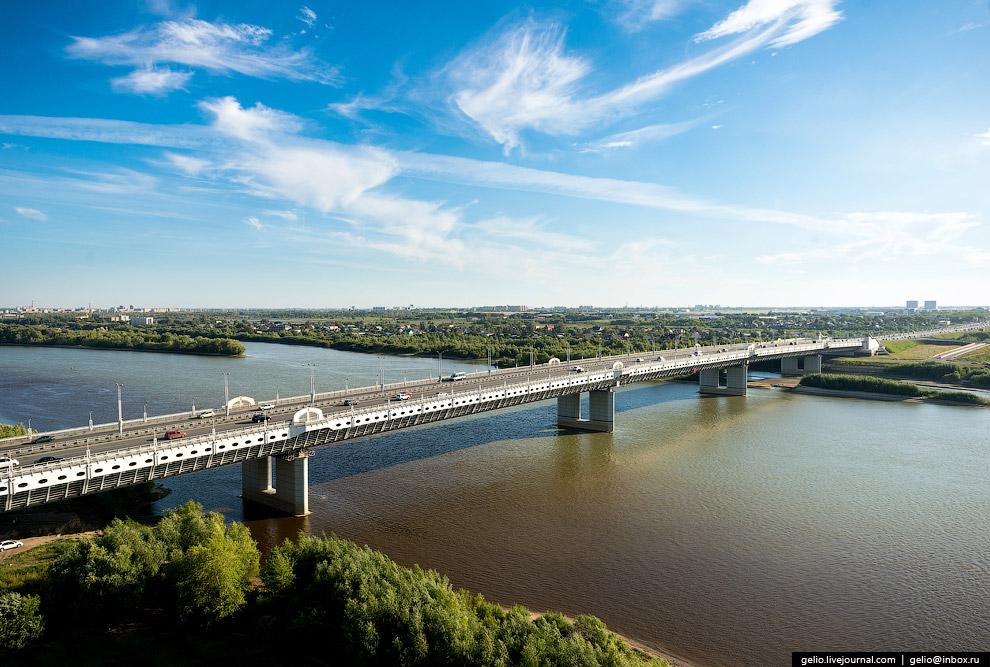 Мост 60-летия Победы.