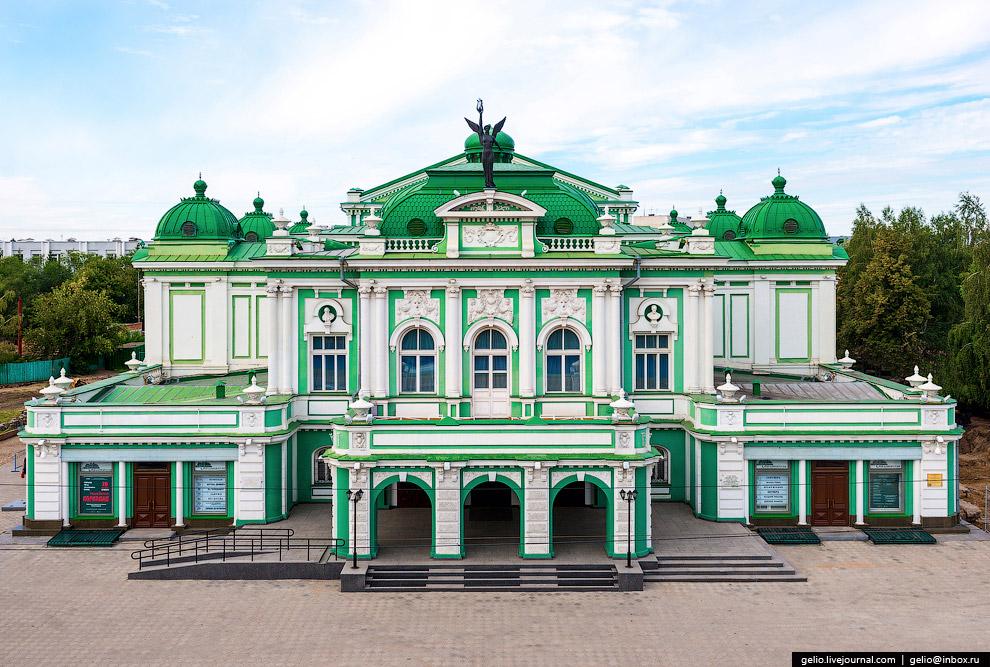 Омский государственный академический театр