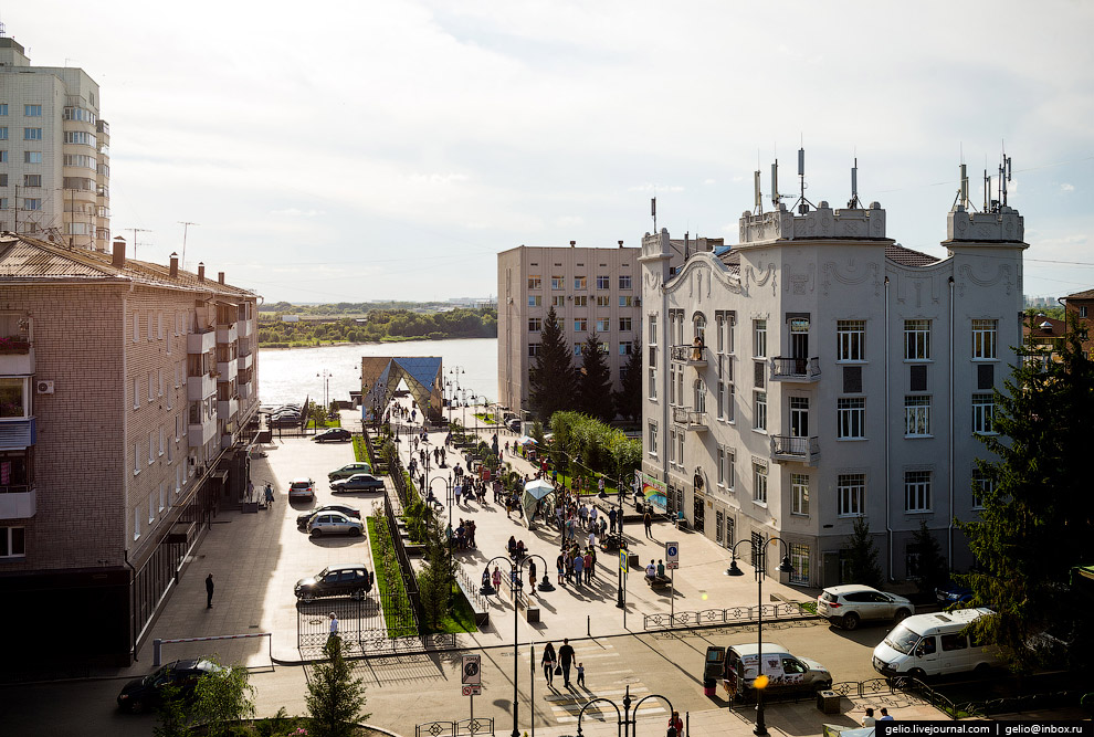 Улица Чокана Валиханова
