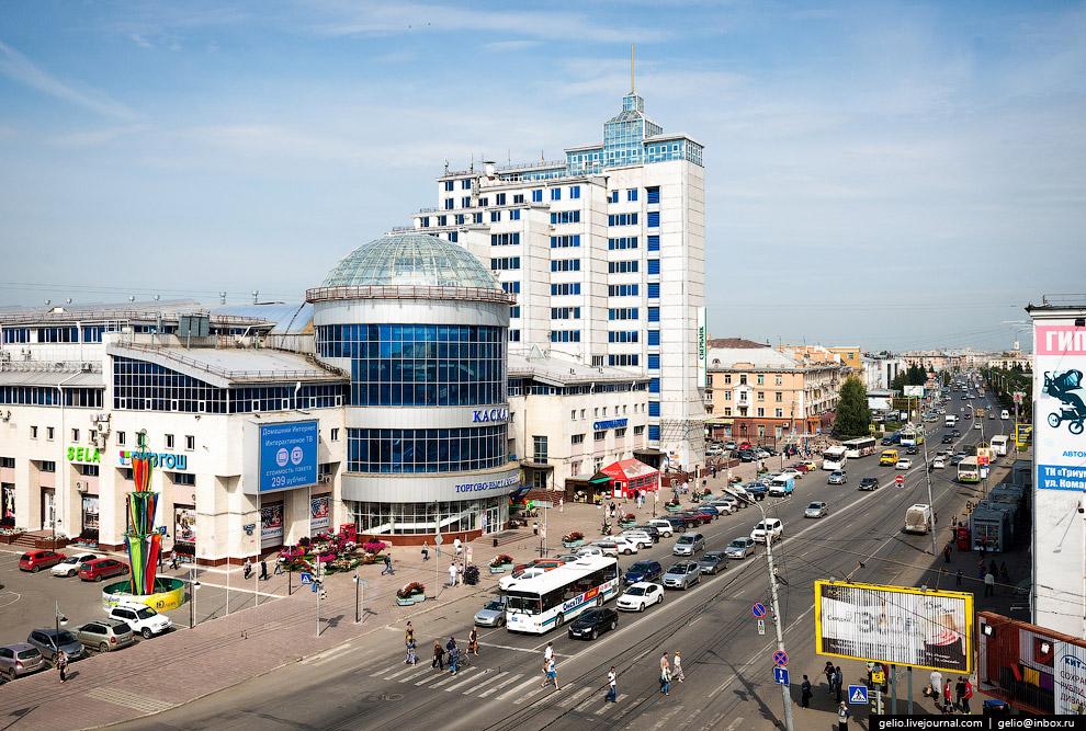 Торгово-выставочный комплекс «Каскад».