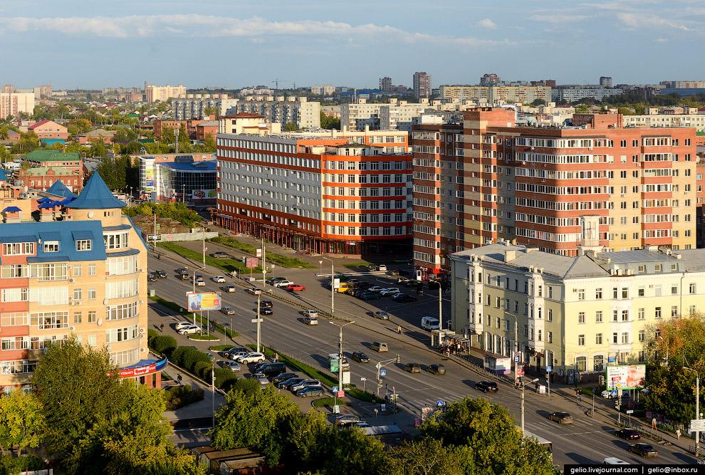 Улица 10 лет Октября.