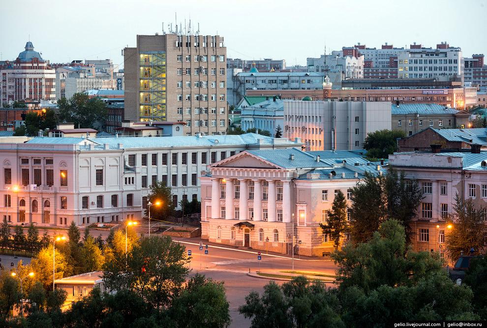 Улица Партизанская.