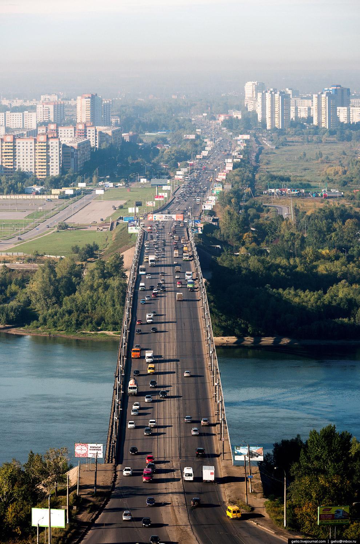 Мост им. 60-летия ВЛКСМ.