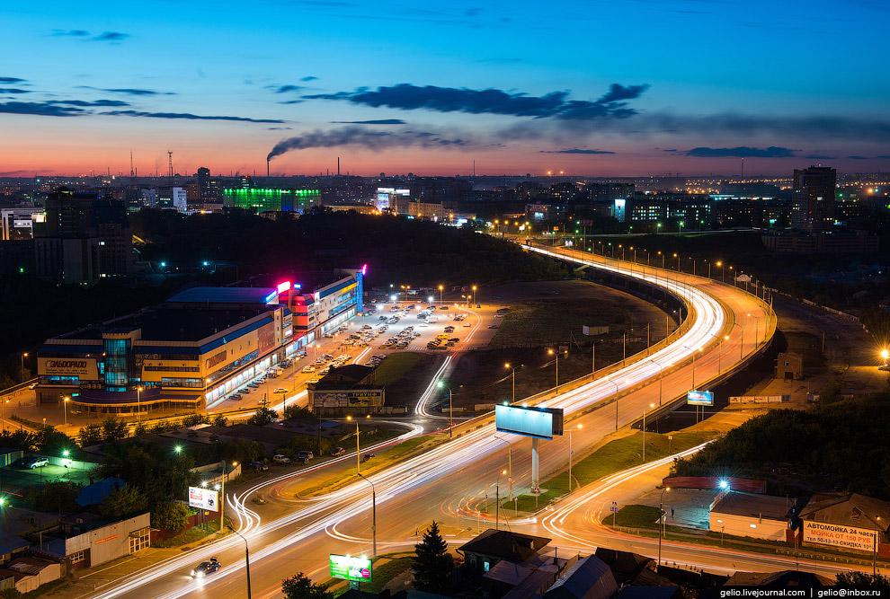 Фрунзенский мост.
