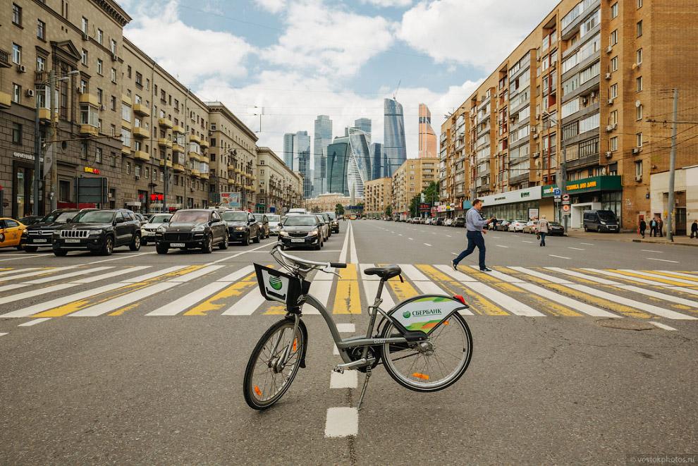 Вся правда про общественный велопрокат в Москве