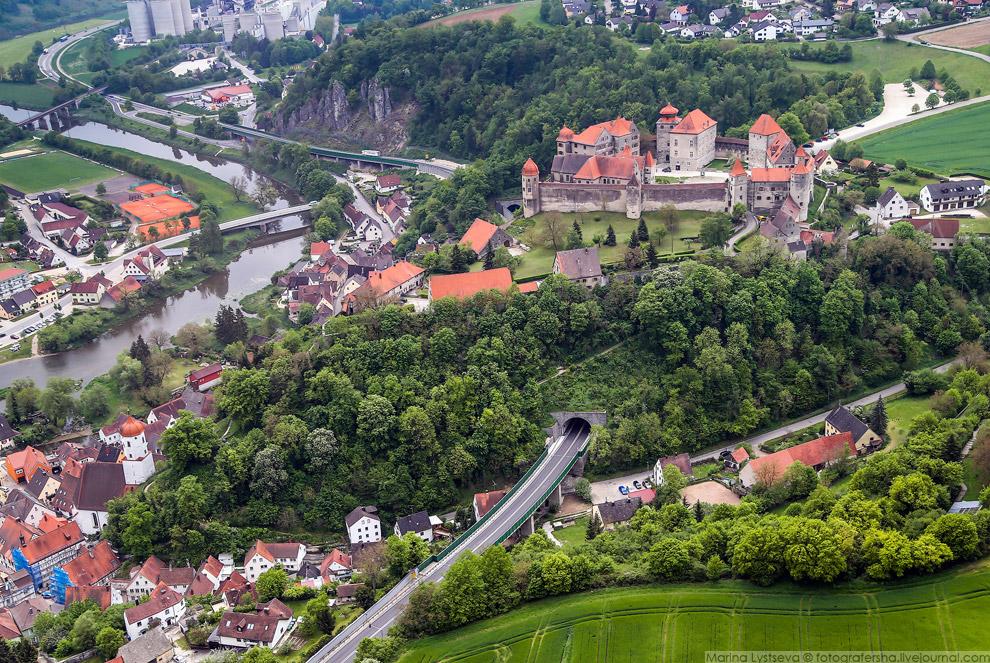 Замок Харбург.
