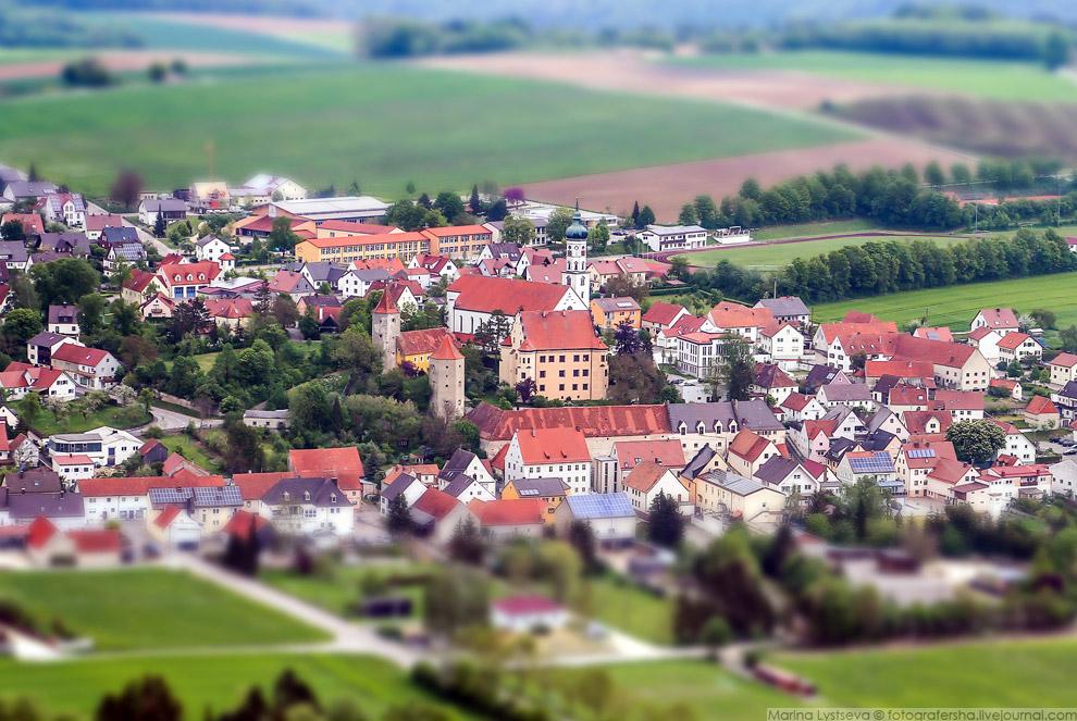 09 Игрушечная Бавария