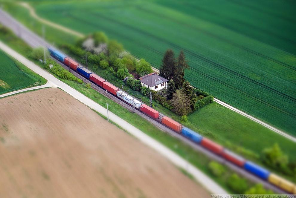 15 Игрушечная Бавария