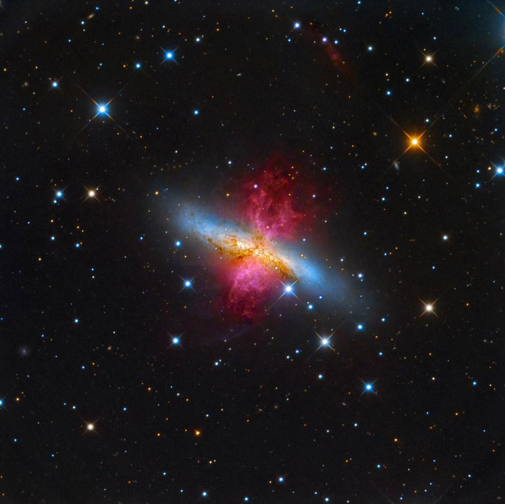Галактика Сигара