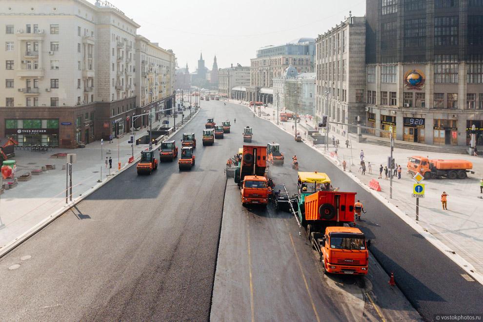 Проект реконструкции «Моя улица»