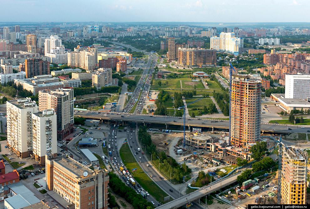 Ипподромская магистраль.