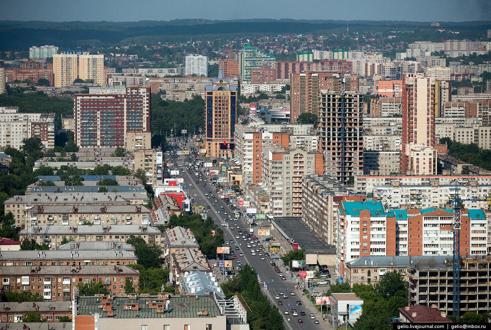 Улица Гоголя.