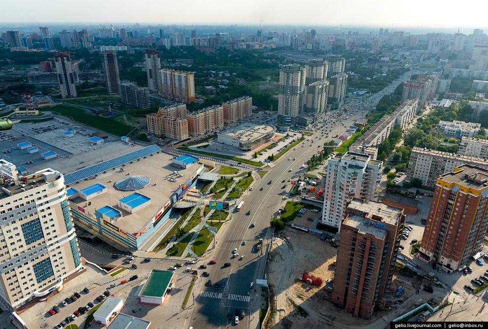 Торгово-развлекательный центр «Сибирский Молл».