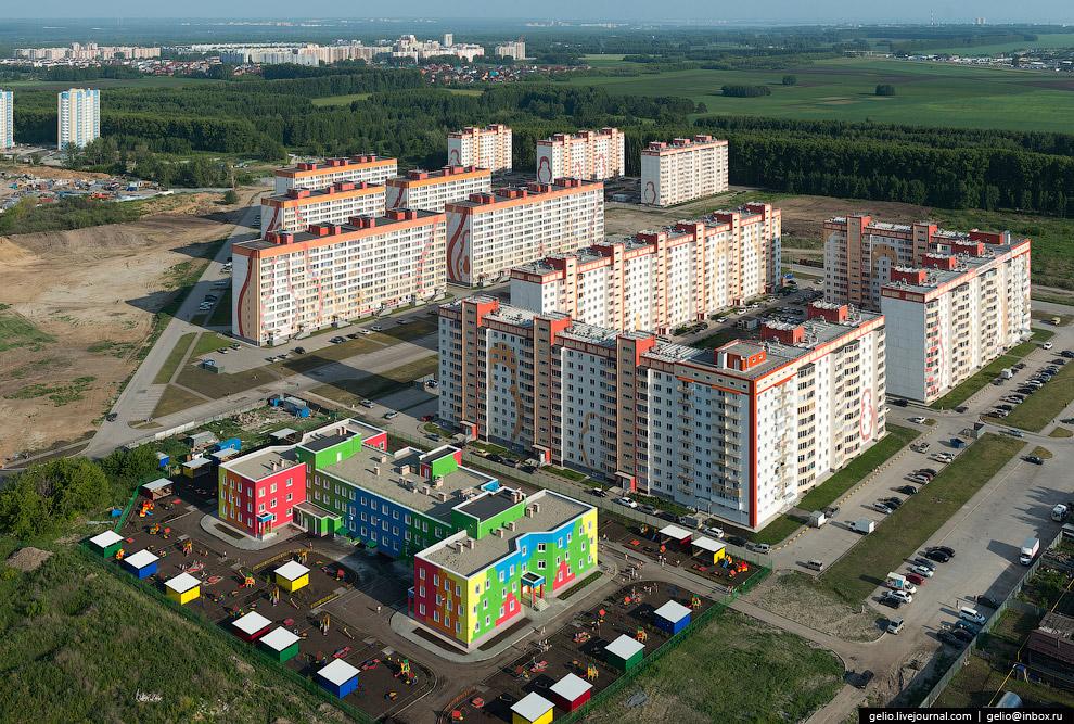 Жилой комплекс «Матрёшкин двор».