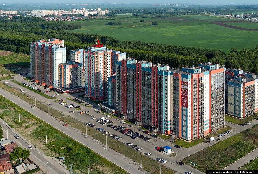 Жилой комплекс «Тулинка».