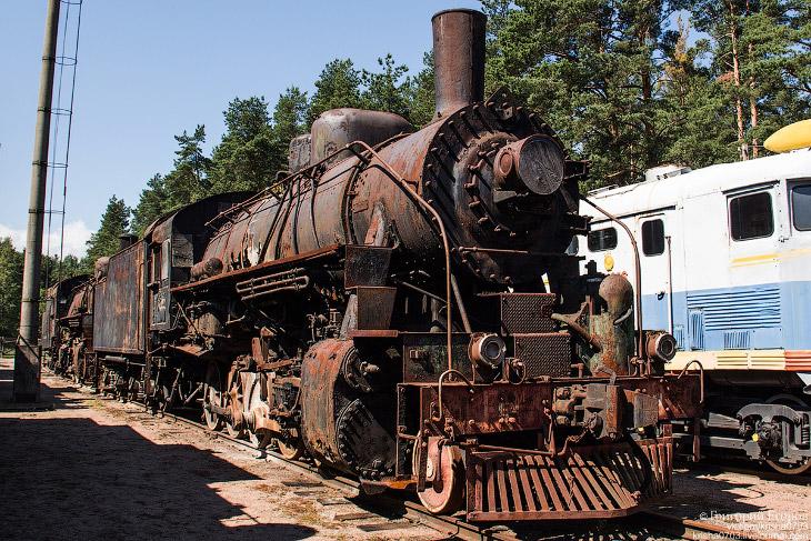 База железнодорожной техники Лебяжье