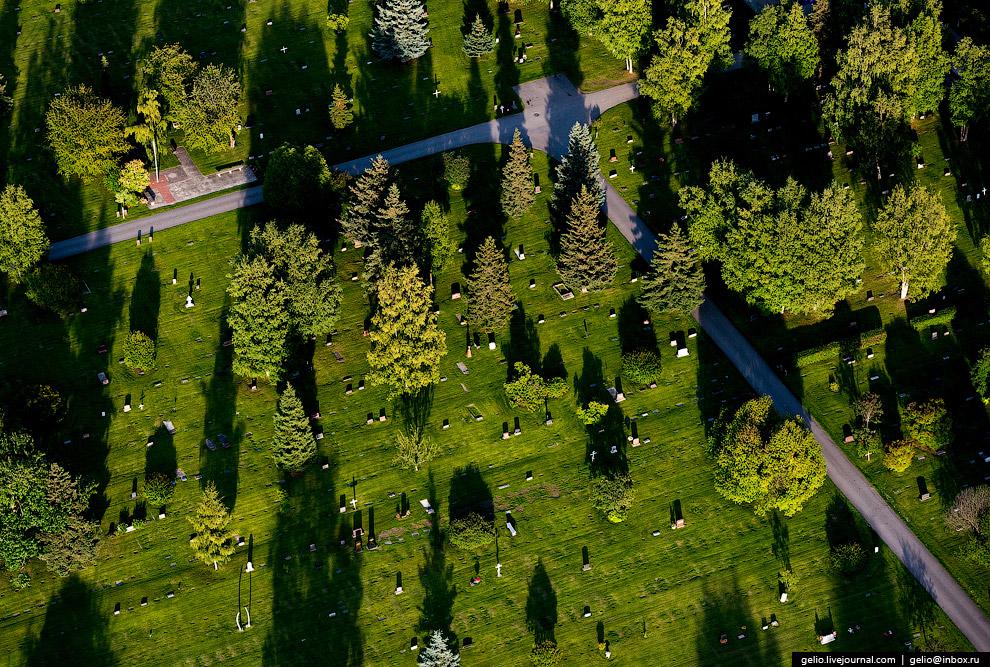 Кладбище Анкориджа (Anchorage Memorial Park Cemetery).