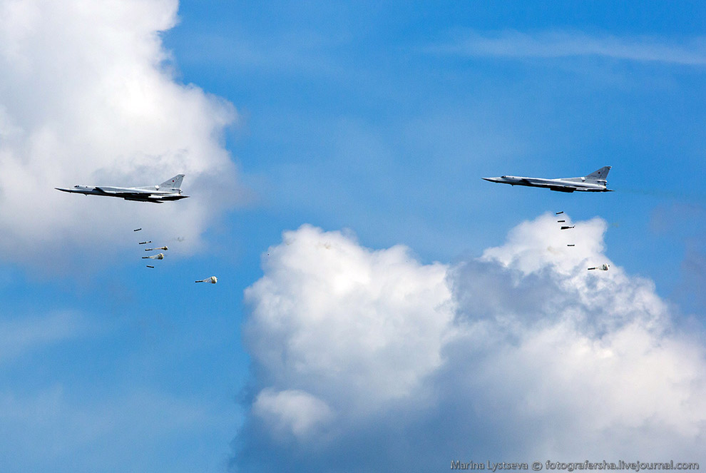 Группа самолетов дальней авиации — Ту-22М3