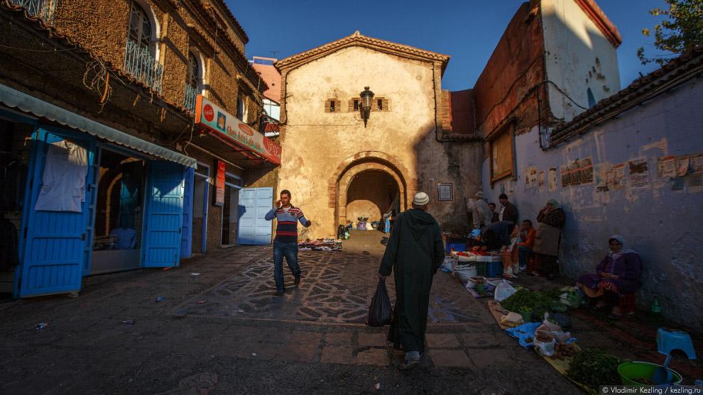 02s Марокканские сказки. 50 оттенков синего