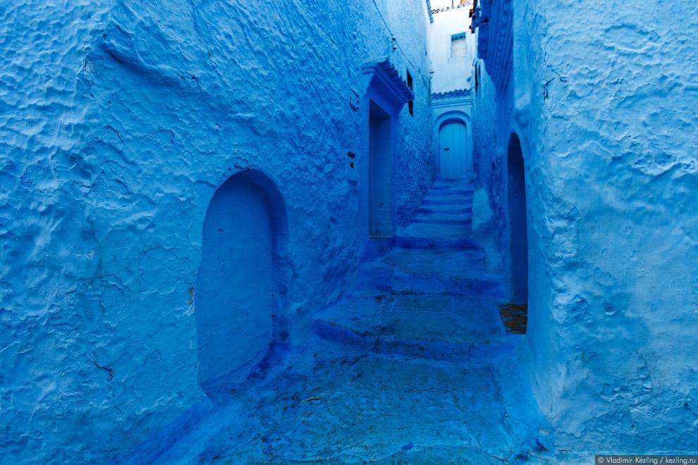 09s Марокканские сказки. 50 оттенков синего