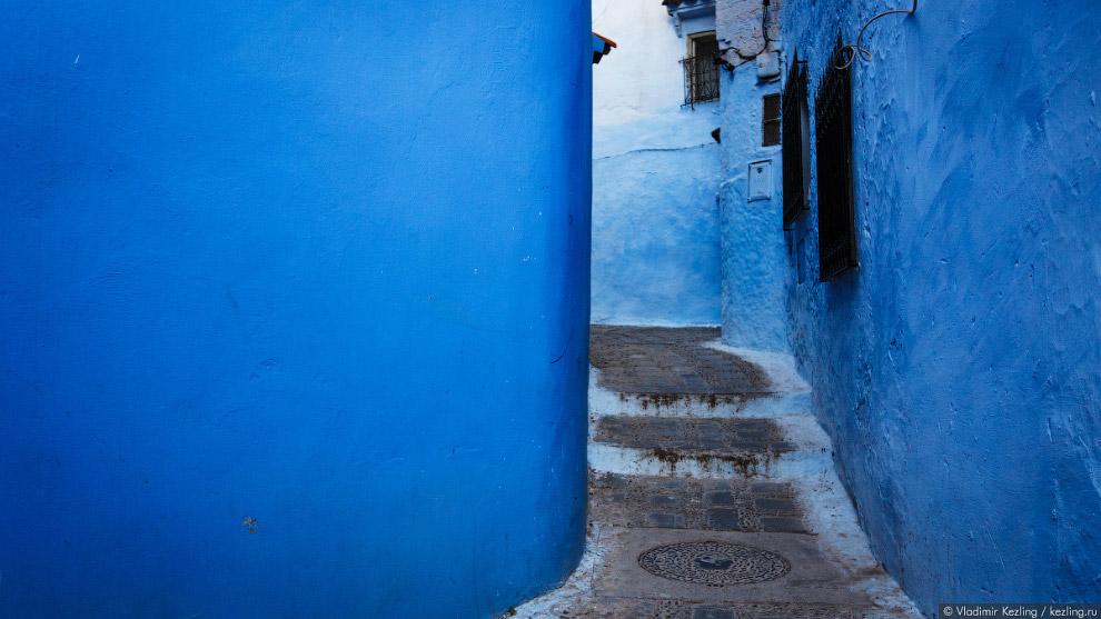 14s Марокканские сказки. 50 оттенков синего