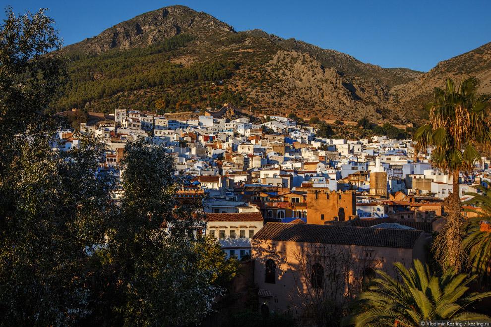 20s Марокканские сказки. 50 оттенков синего