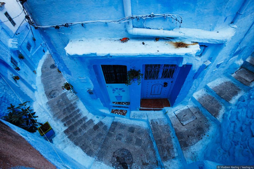 22s Марокканские сказки. 50 оттенков синего