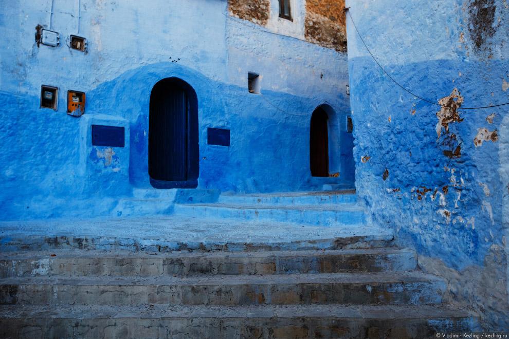 25s Марокканские сказки. 50 оттенков синего