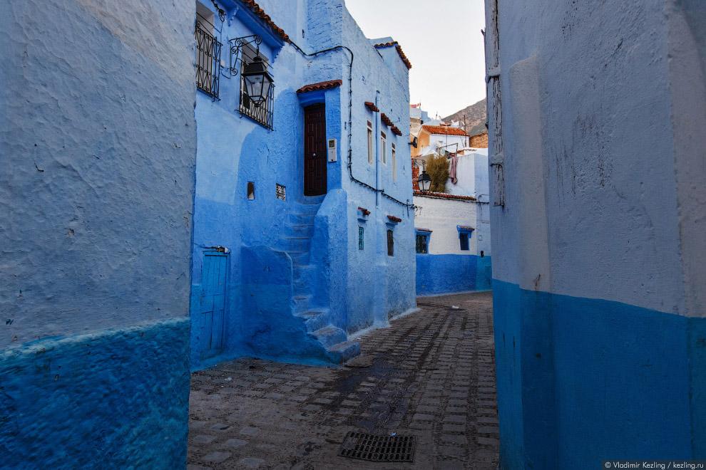 26s Марокканские сказки. 50 оттенков синего