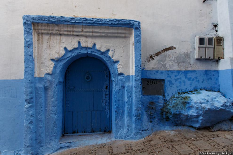 29s Марокканские сказки. 50 оттенков синего