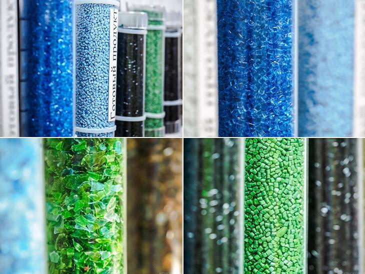 Как делают пластиковые бутылки