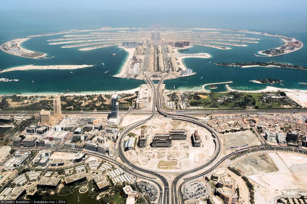 10 Самый прогрессивный город мира с гидроплана