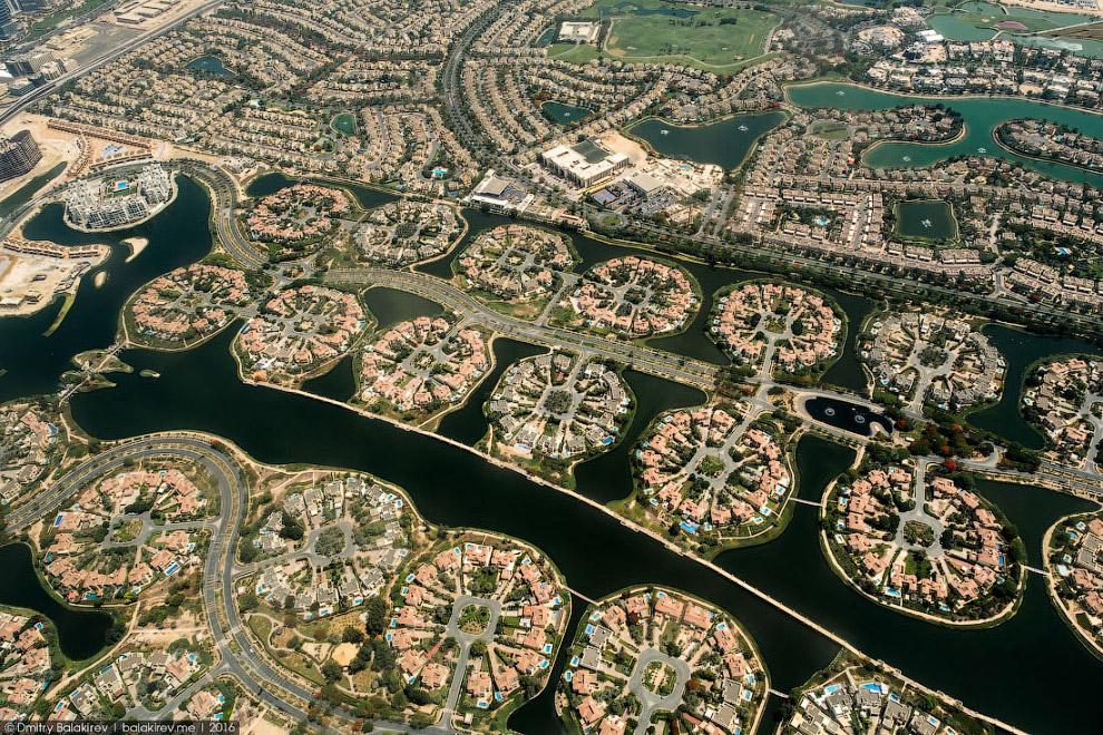 12 Самый прогрессивный город мира с гидроплана